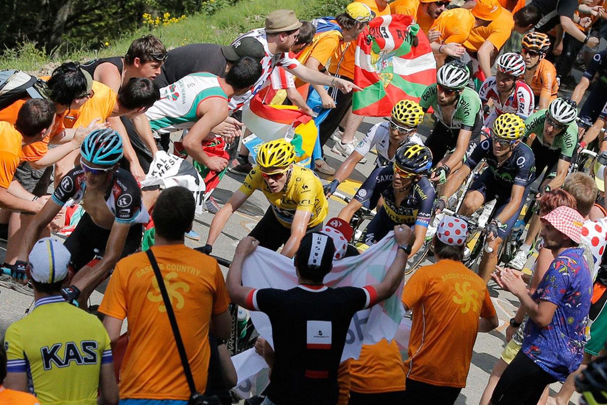 тур де Франс девятый этап