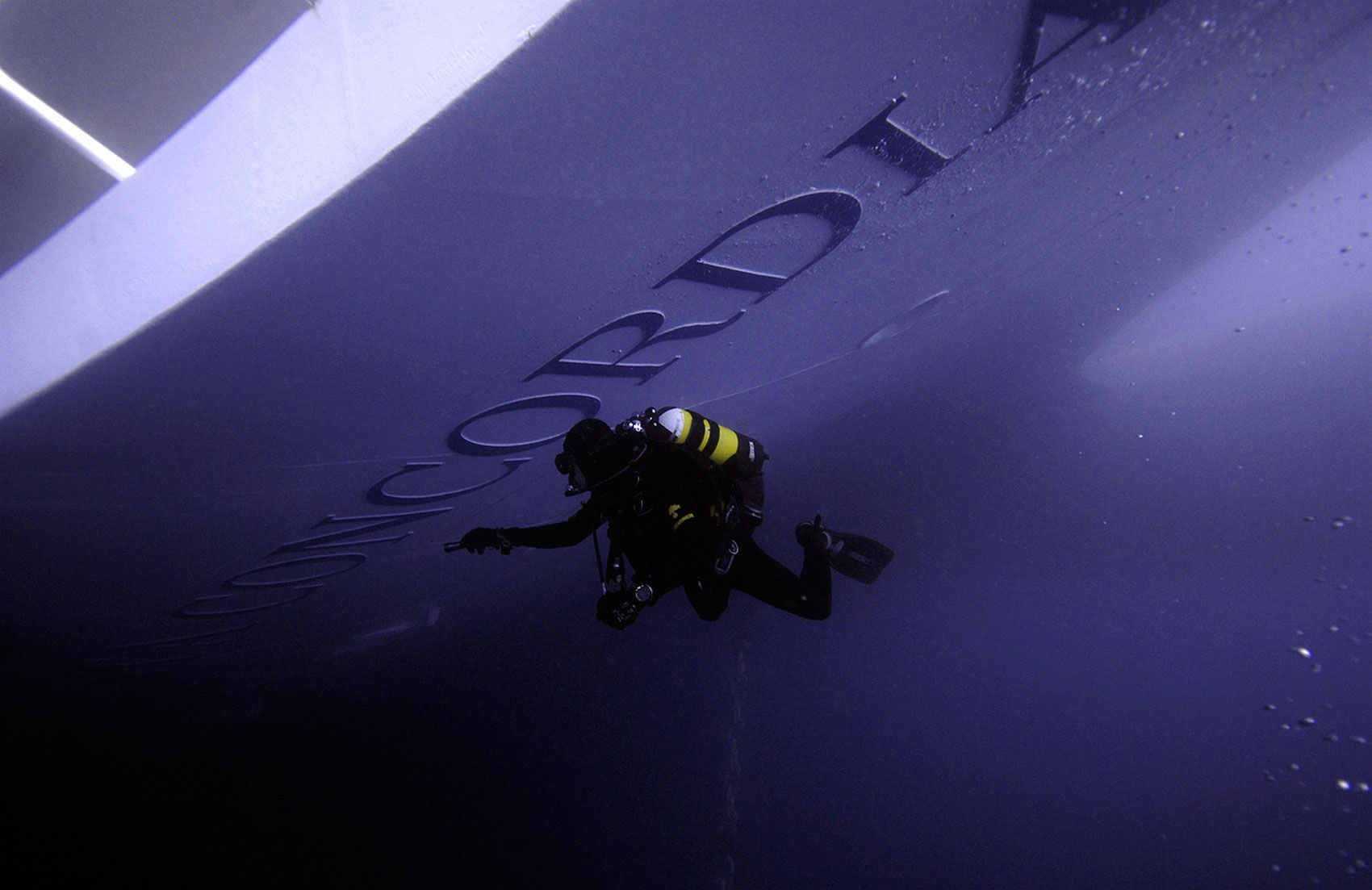корпус корабля, фото