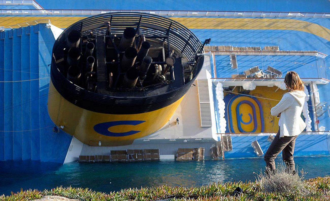 пассажирские палубы, фото