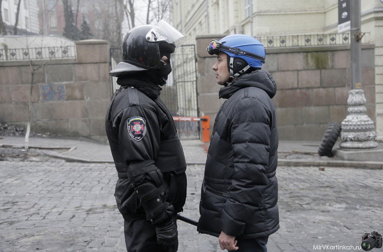 переговоры с полицией