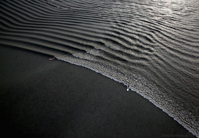 ловля волны