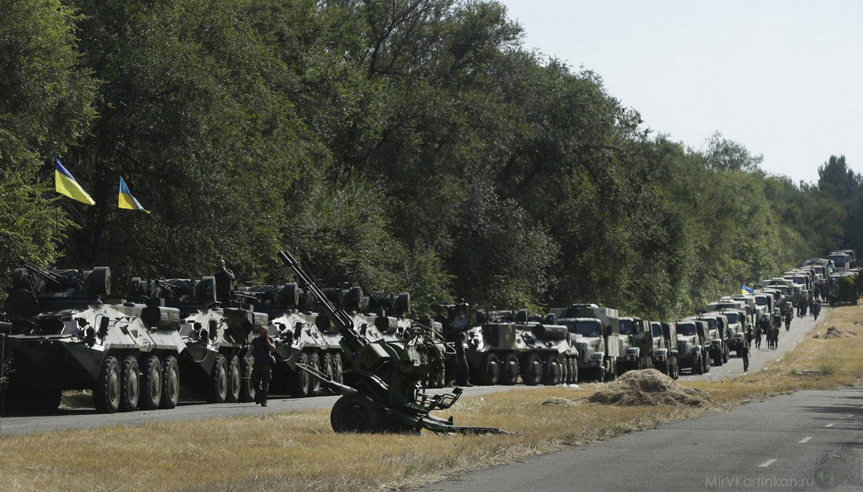 войска в Мариуполе