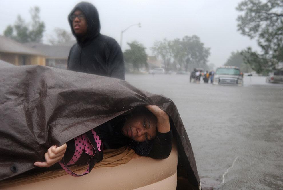 спасение от дождя и ветра