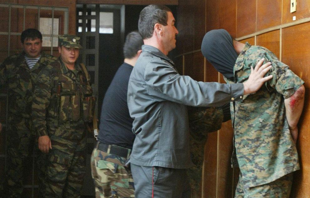 конфликт между Южной Осетией и Грузией