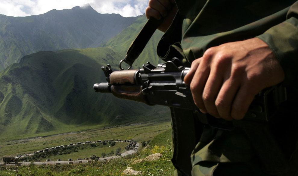 конфликт между Грузией и Южной Осетией