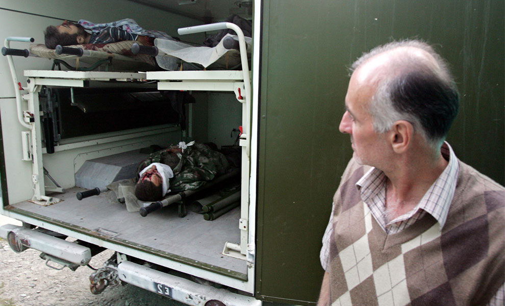 убитые в конфликте, фото
