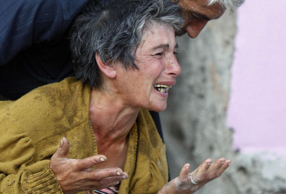 плачущая женщина, фото