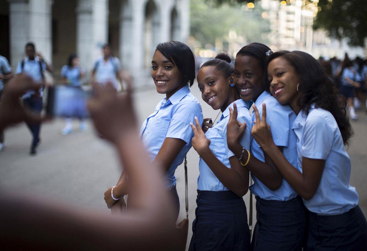 девушки студентки