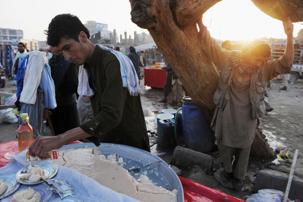 Продавцы Кабула