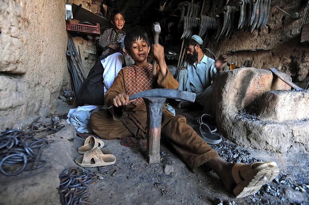 афганская кузница