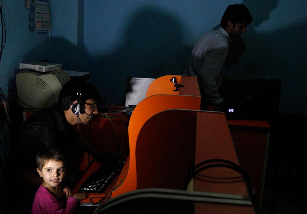 интернет-кафе в Кабуле