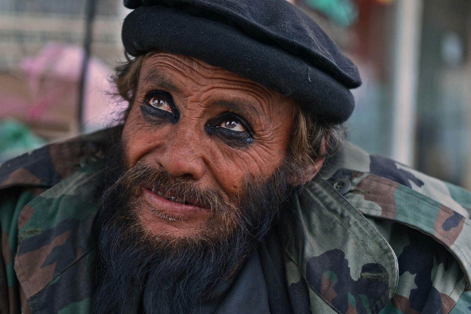 Афганский мужчина, фото