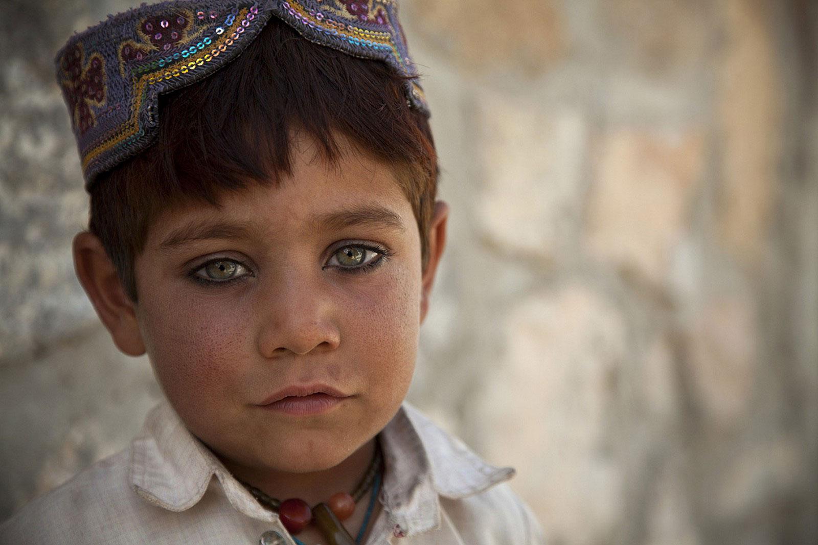 ребенок в Афганистане