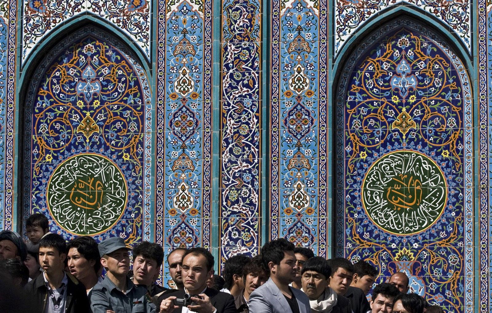 мечеть в Кабуле