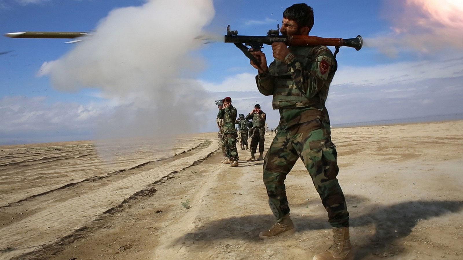 Афганский коммандос
