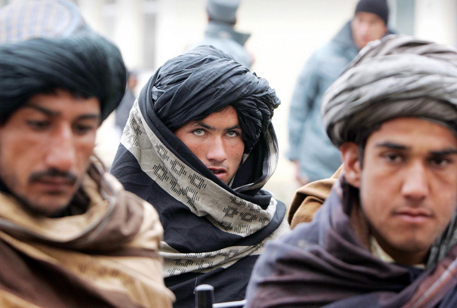 Бывшие боевики Талибана