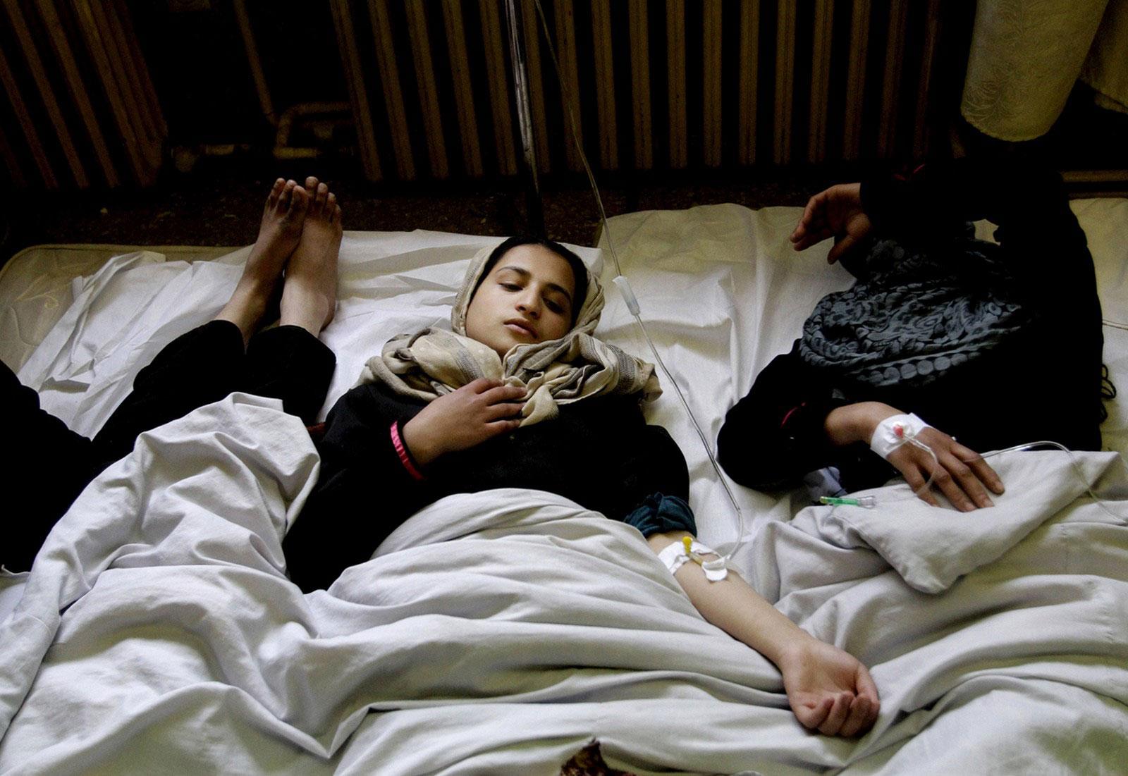 Авганистанская секс