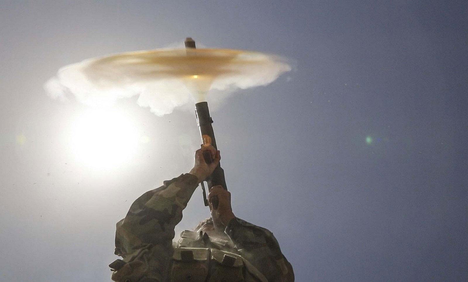 фганский спецназ