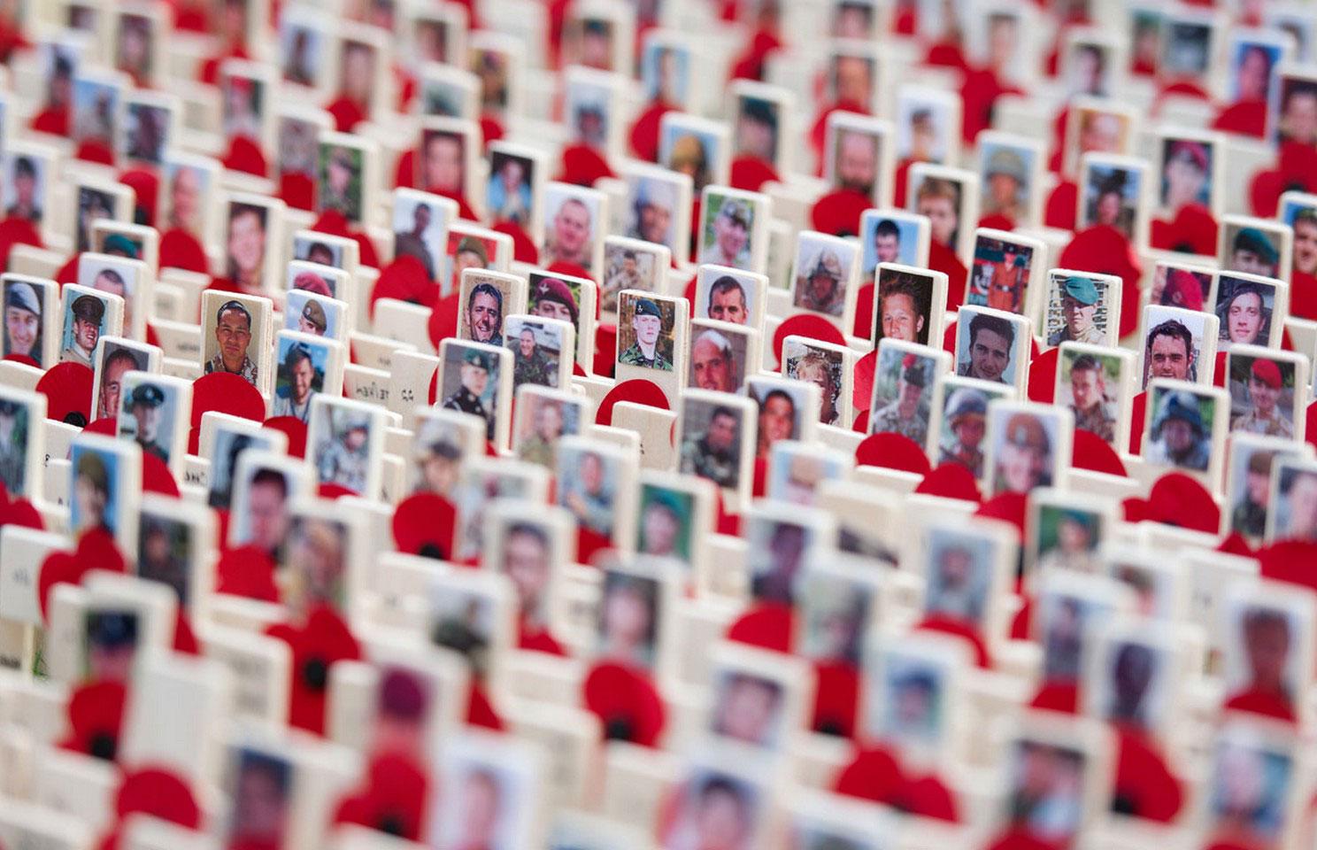 погибшим в боях в Афганистане посвящается