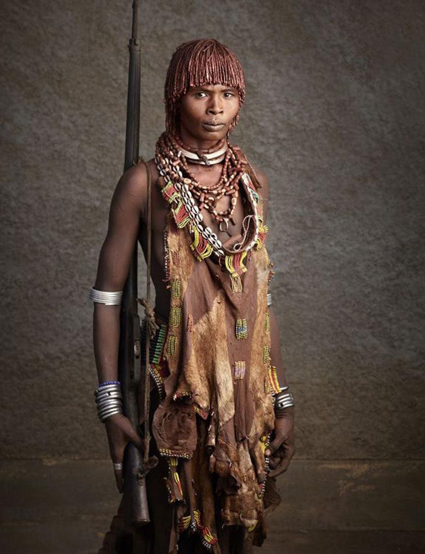 традиции племени Хамер, фото, Эфиопия, Африка