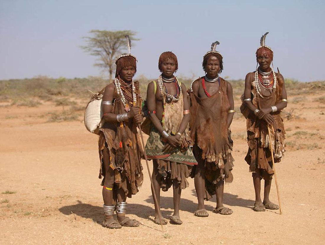 Секс в дикой Африке Жизнь племени Водаабе часть третья Это