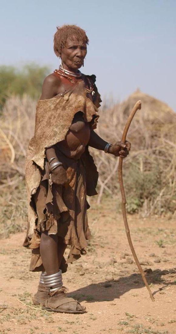 обычаи и вероисповедание племен, фото, Эфиопия