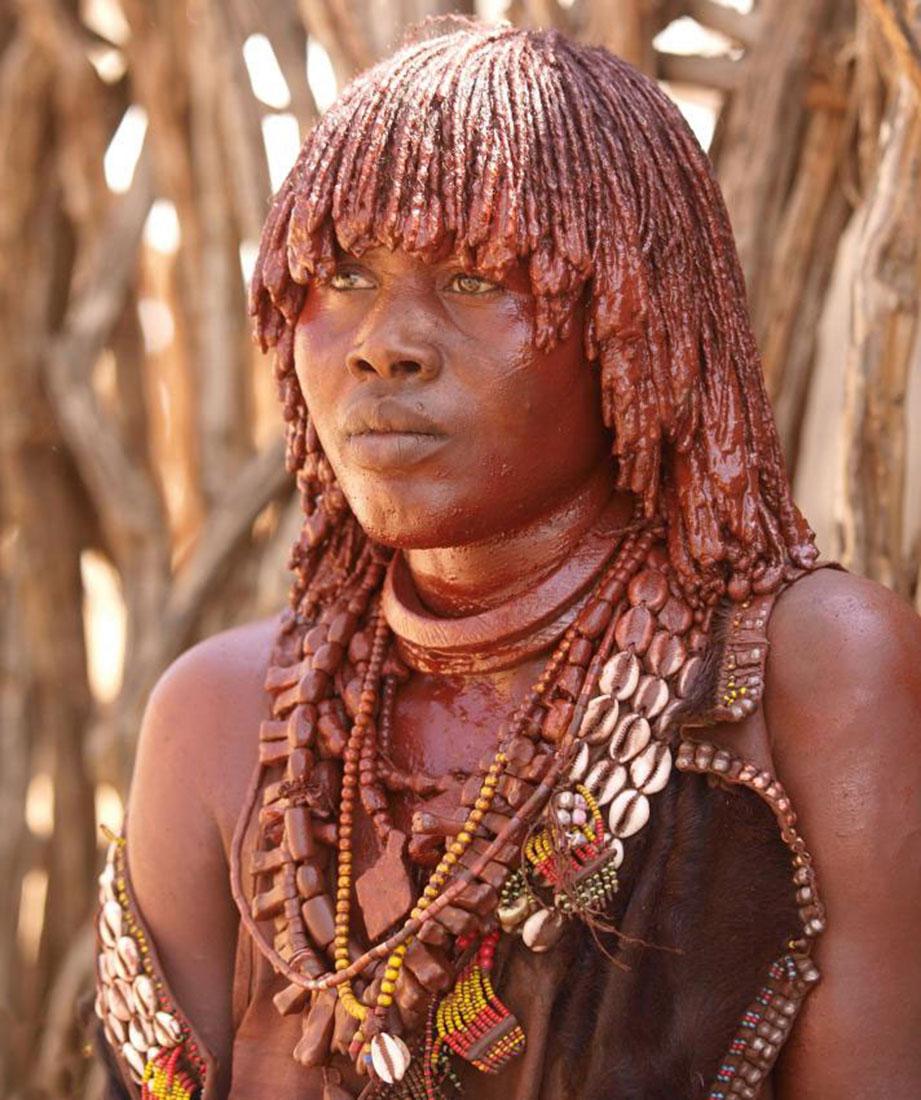 племена верят в духов, фото, Эфиопия