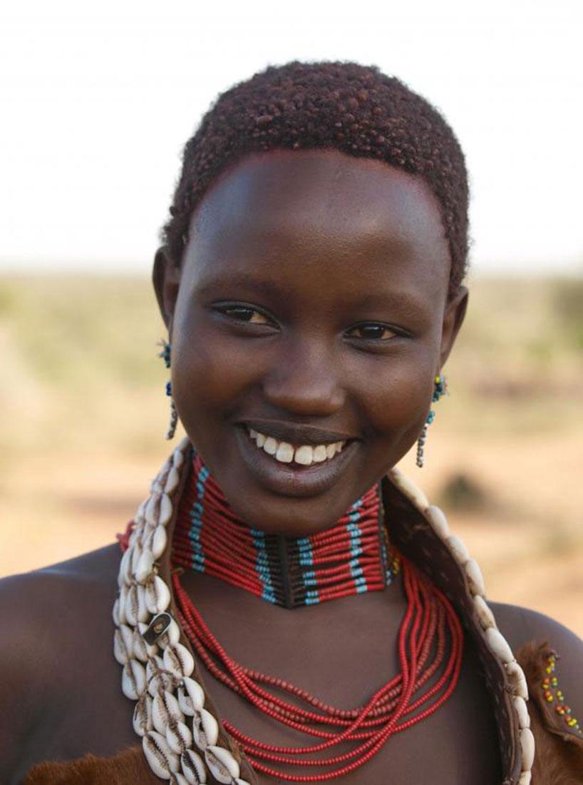 подноготная африканского племени, фото, Эфиопия