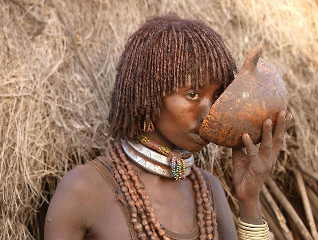народ Эфиопии, фото, Африка
