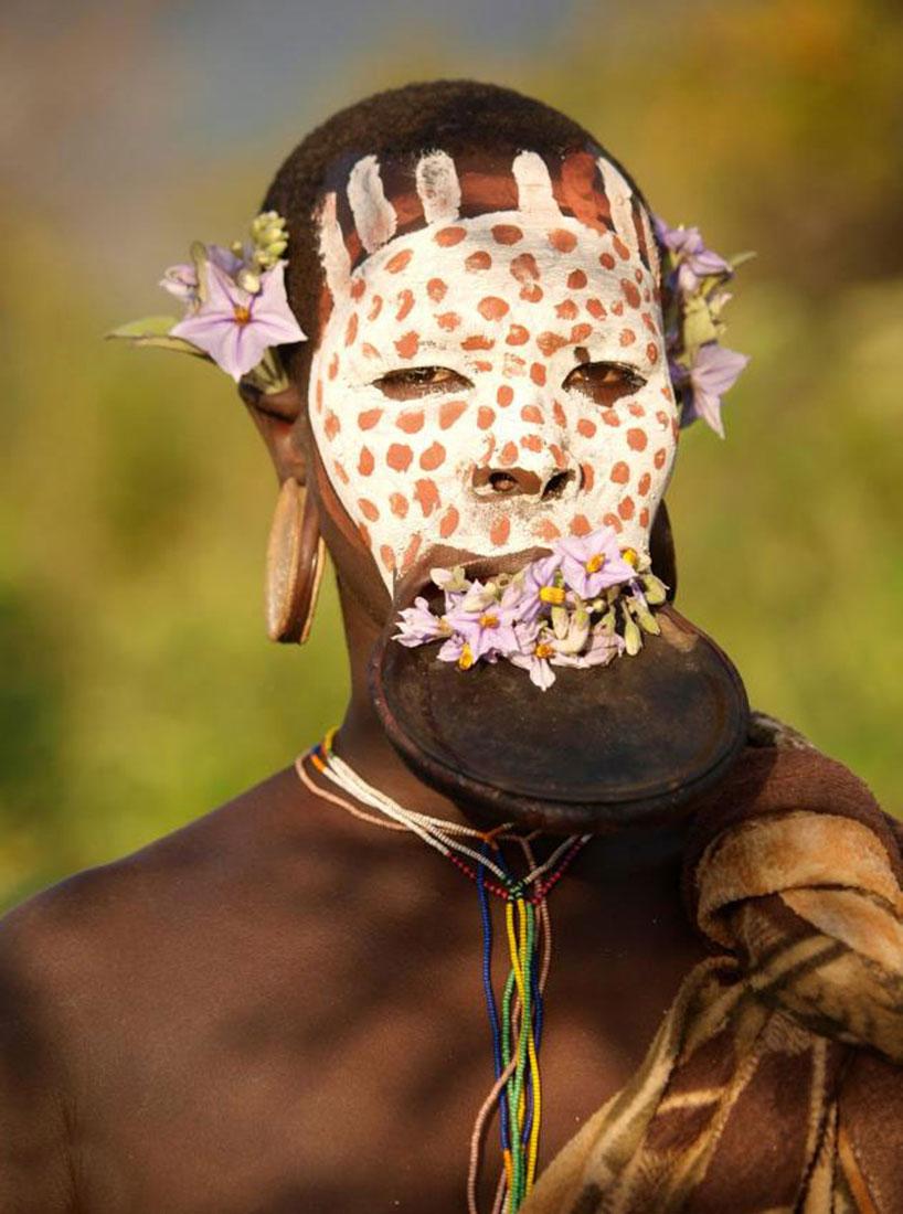 свадебная церемония эфиопского народа, фото Африка