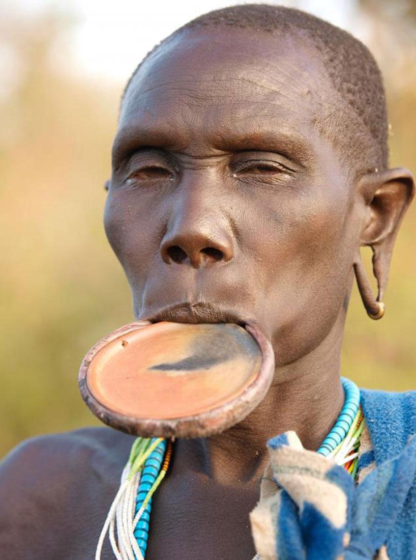 вдовцы племени, фото Африка
