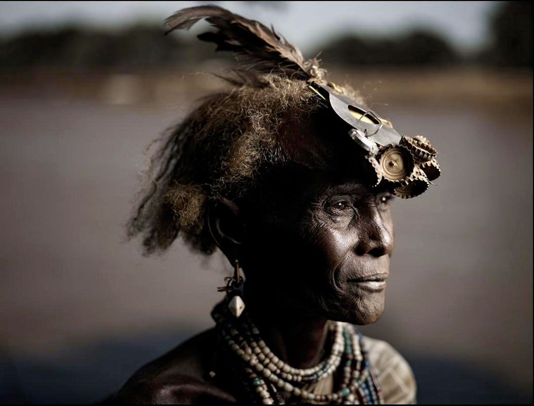 Африканское племя Даасанач, Африка