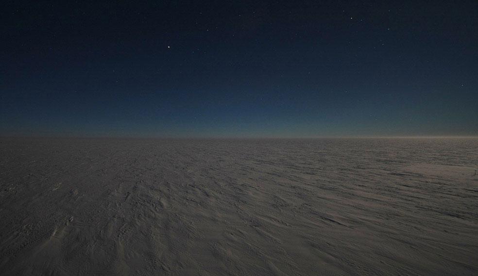 полярное плато, Антарктида, фото