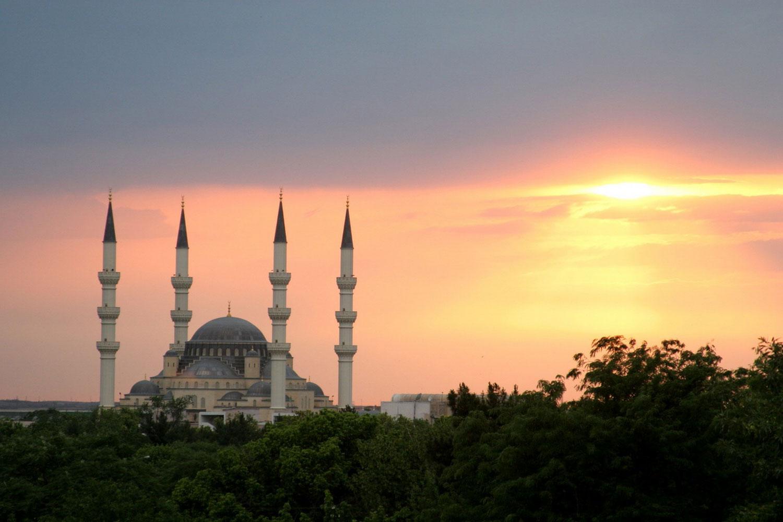 Мечеть Эртогрулгазы