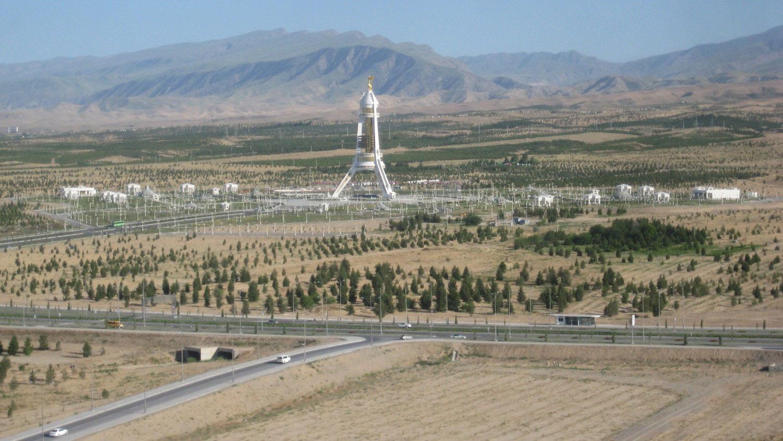 Монумент Нейтралитета в Туркменистане