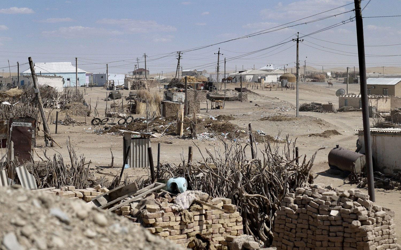 заброшенная Деревня Дарваза