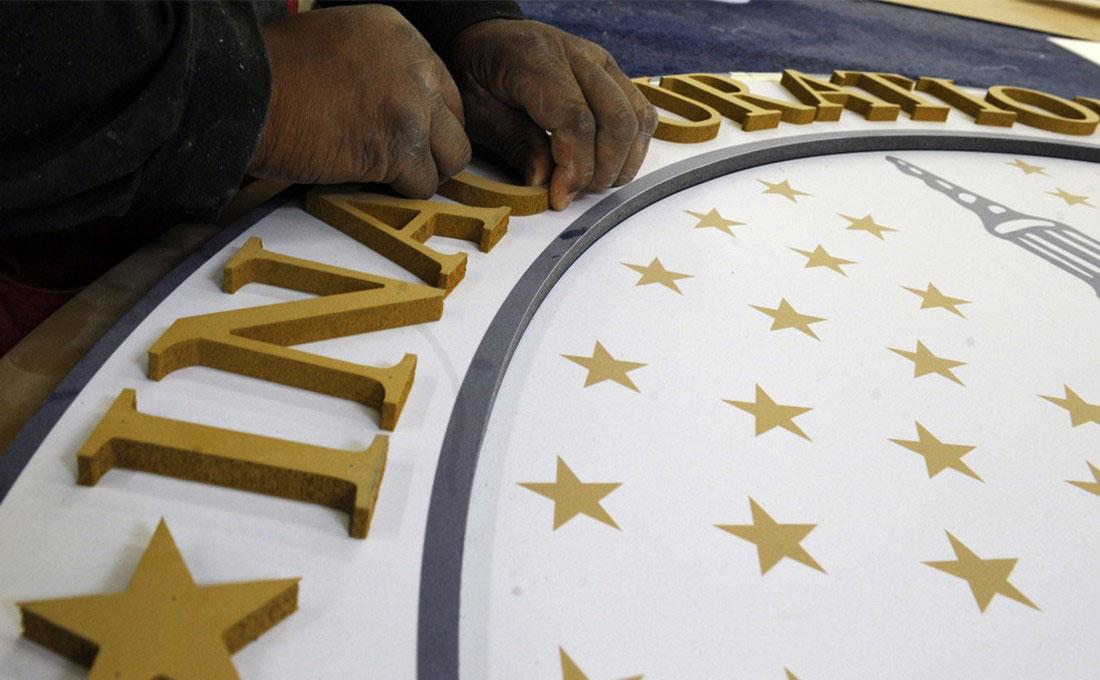 Подготовка к инаугура́ции Барака Обамы, фото США