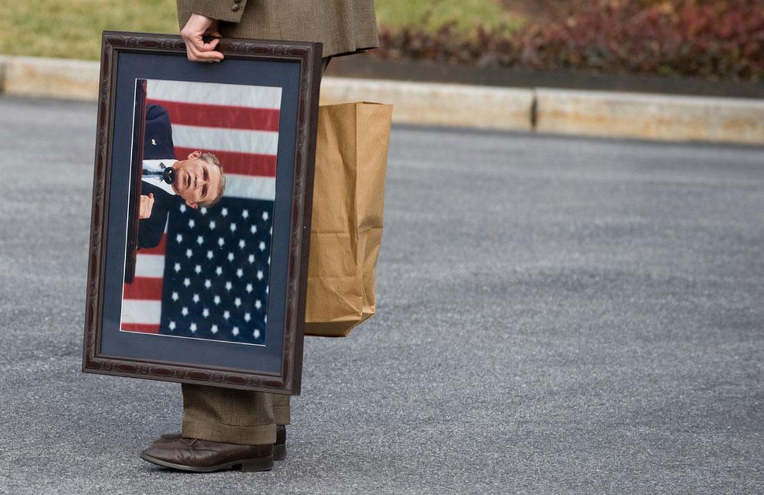 фотография Джорджа Буша-младшего, фото США
