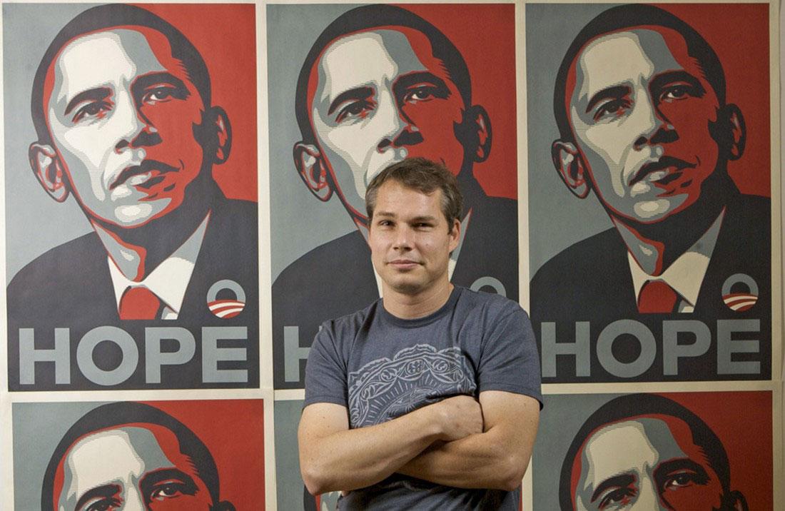 разработчик предвыборного сайта Барака Обамы, фото США