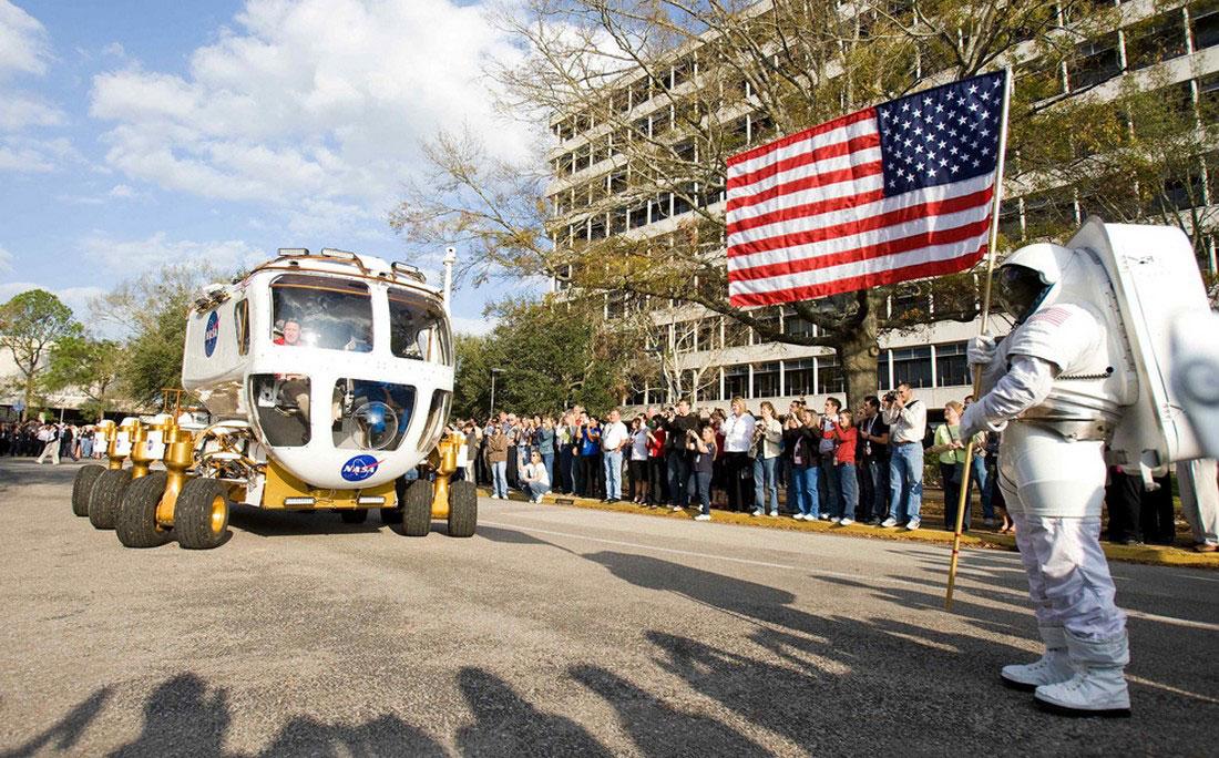 парад в честь президента США Барака Обамы, фото