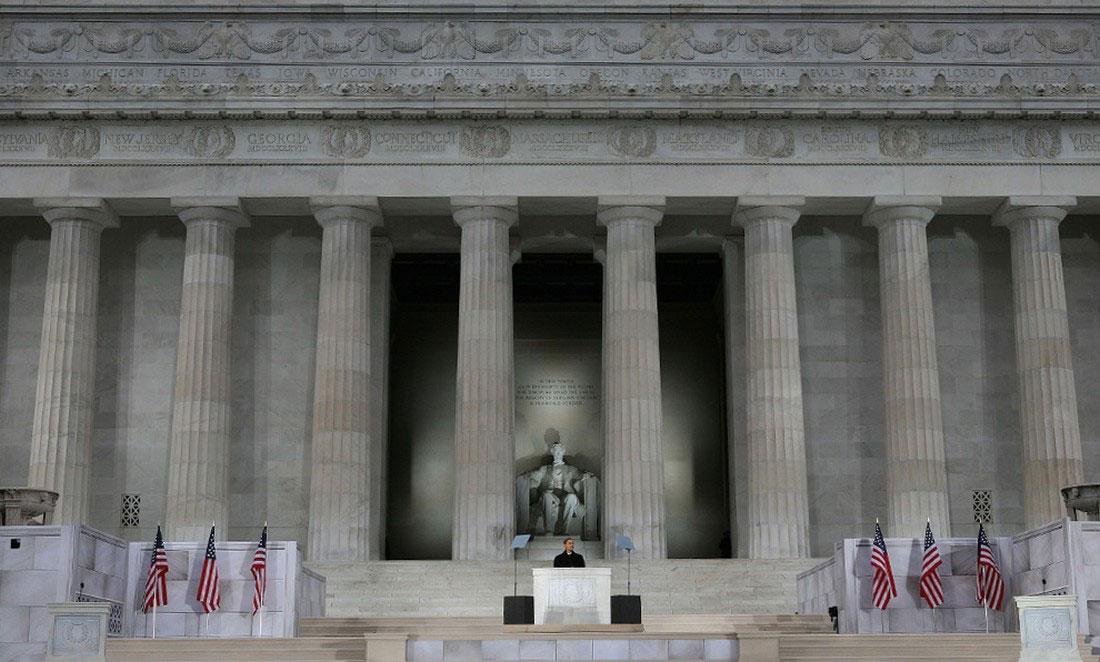 президент США в округе Колумбия, фото