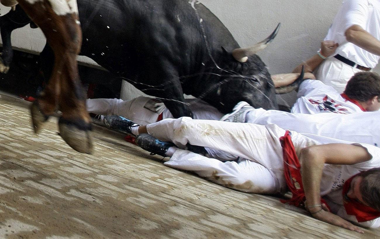 итальянские бои быков, фото