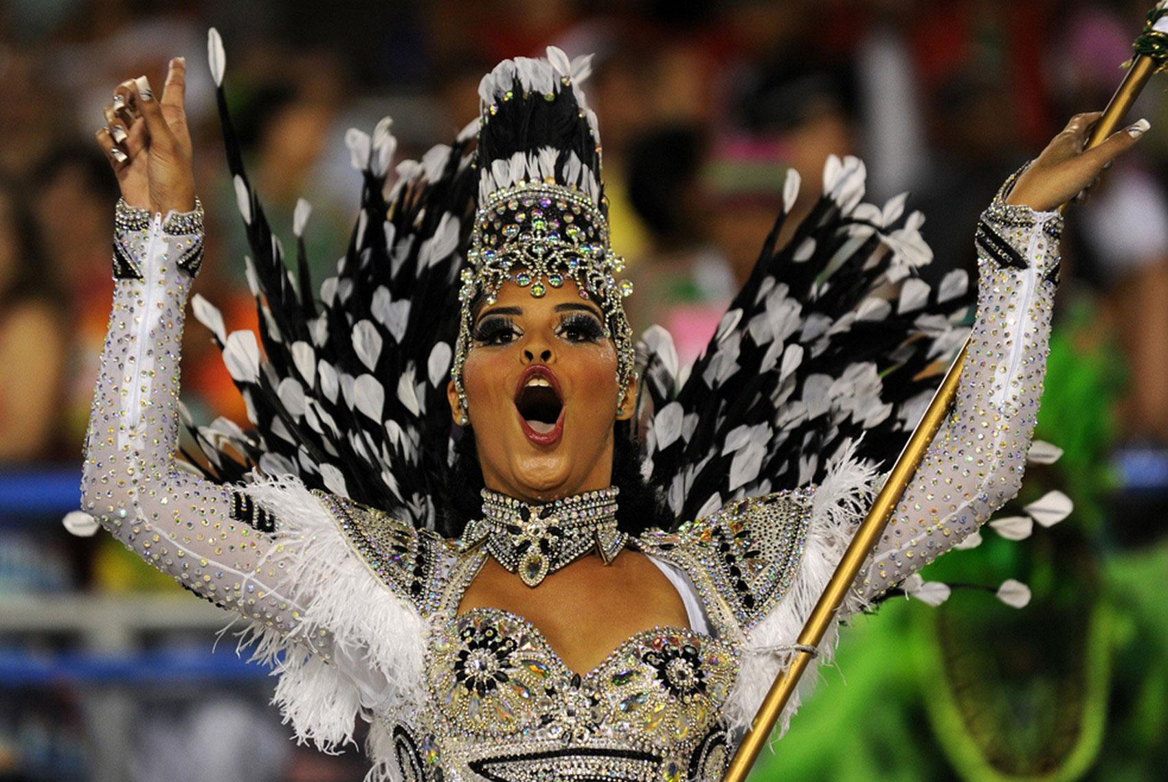 лучшие танцевальные школы Самбы Бразилии