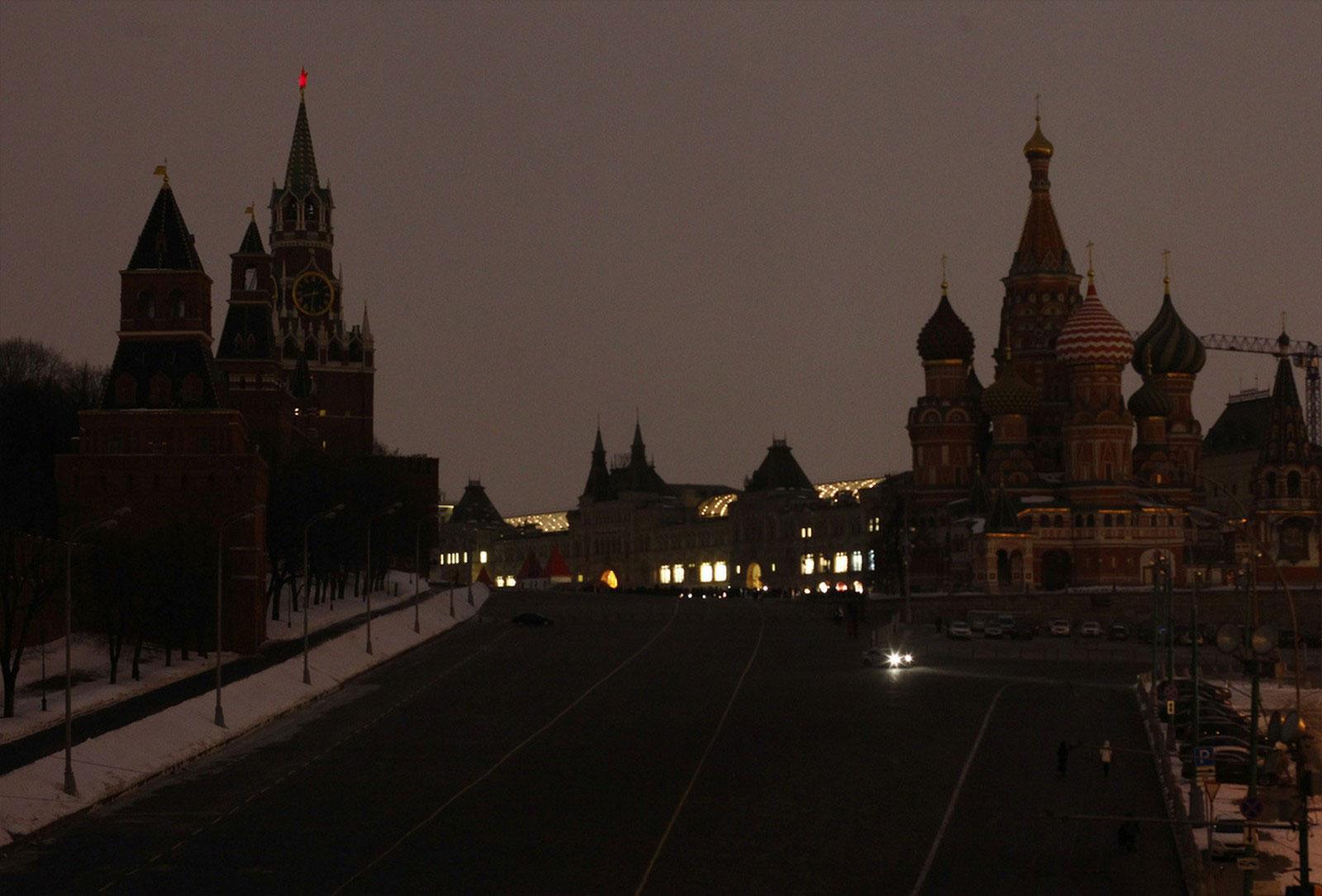 Красная площадь, фото
