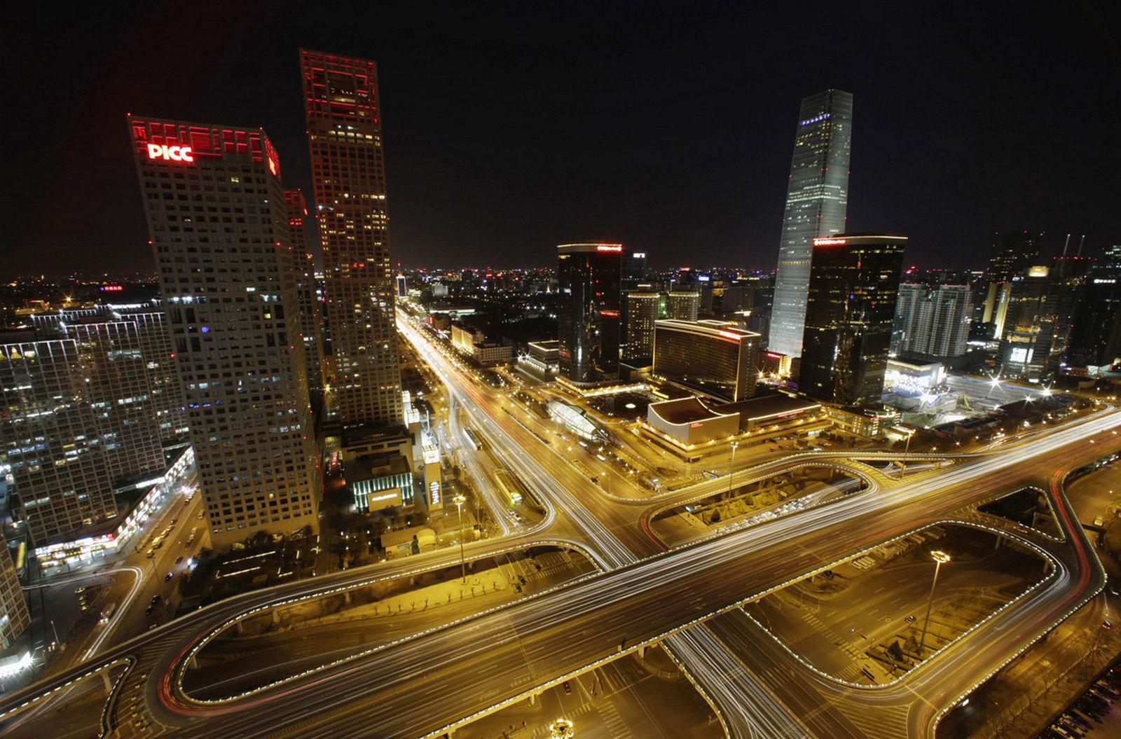 Торговый центр Beijing Yintai Center