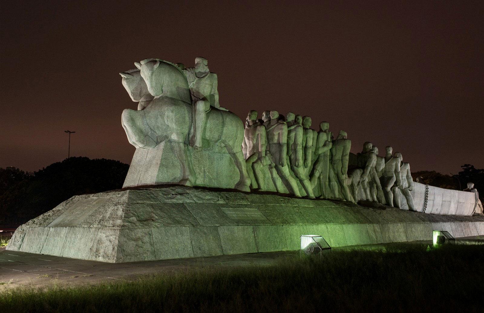 Монумент Бандейрас