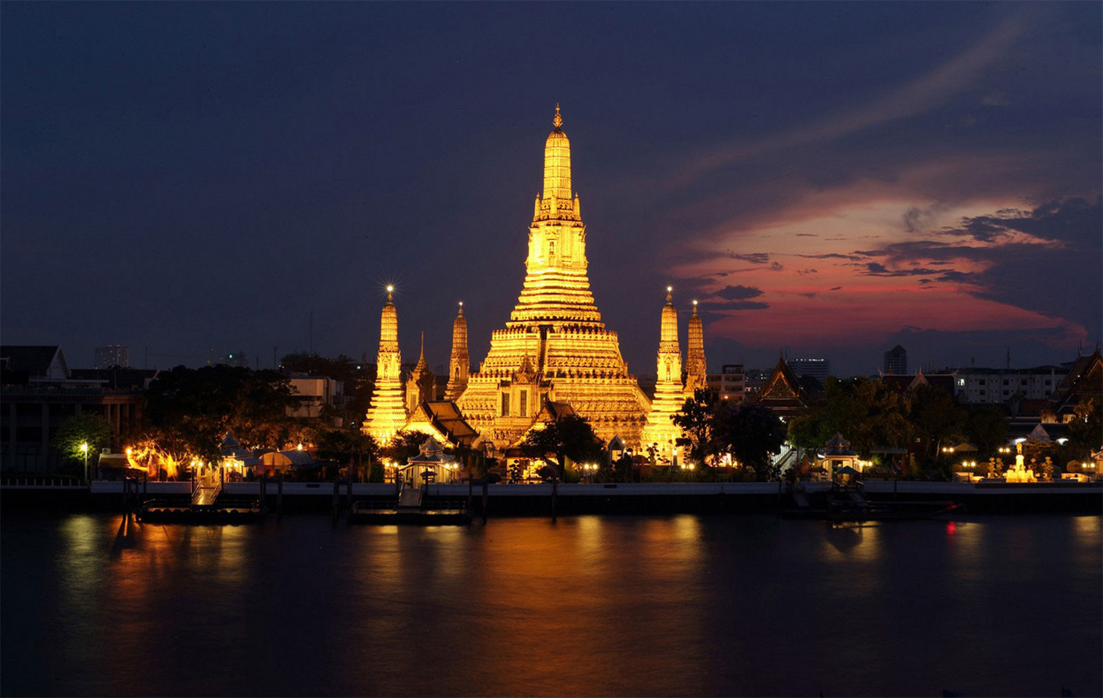 храм в Бангкоке