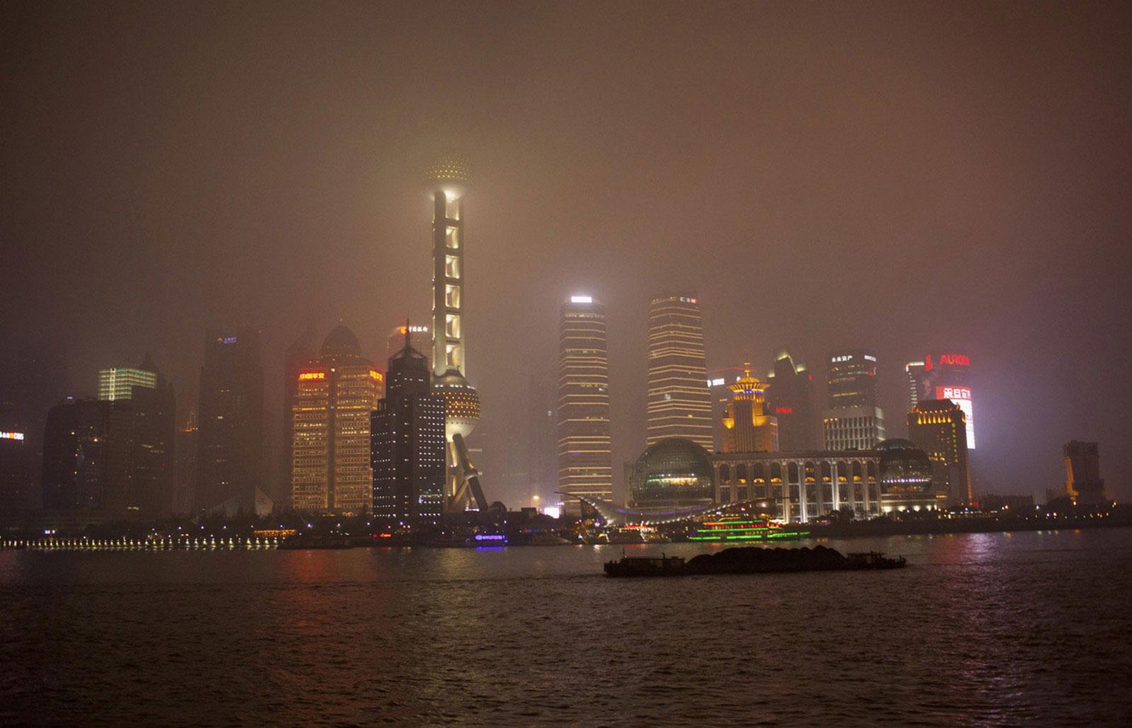 Район Хуанпу, Шанхай