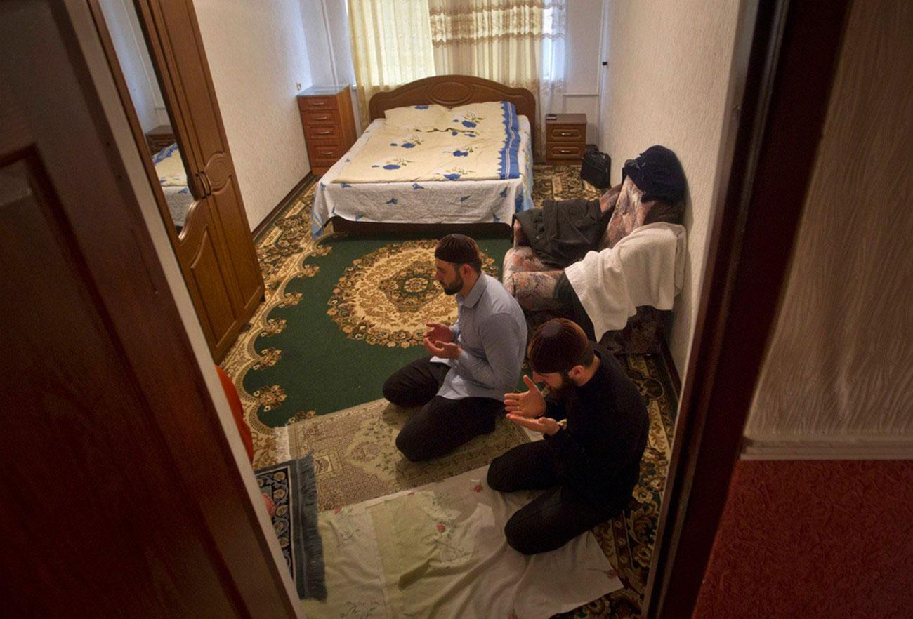 Студенты Исламского университета