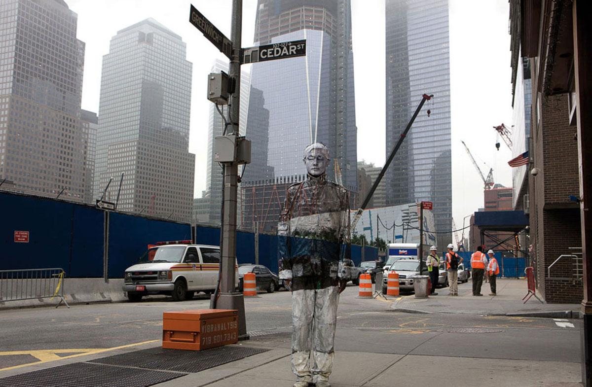 Новый Всемирный торговый центр Нью-Йорка